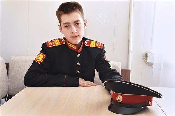 Сын танкиста
