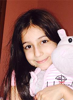 Рада Дзицоева, 8 лет, сахарный диабет 1 типа, требуется инсулиновая помпа и расходные материалы к ней. 199676 руб.