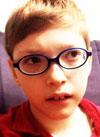 Андрей Тимохин, детский церебральный паралич, требуется кресло-коляска, 216122 руб.