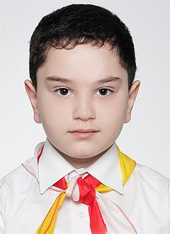 Георгий Цаболов, 9 лет, симптоматическая эпилепсия, требуется лечение. 199620 руб.
