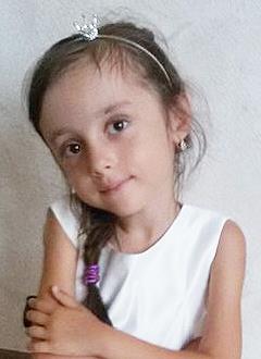 Варя Купчина, 5 лет, врожденная мышечная дистрофия, требуется генетическое обследование. 105732 руб.