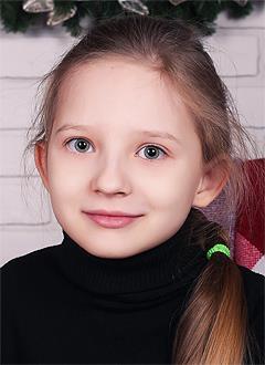 Богдана Утнюхина, 8 лет, тромбофилия, болезнь Рандю – Ослера (наследственная сосудистая патология), требуется лекарство. 440978 руб.