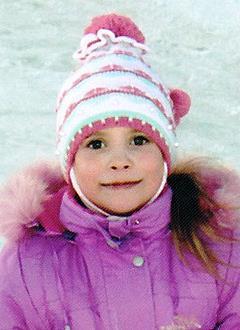 Настя Николаевская, 8 лет, врожденный порок сердца, спасет эндоваскулярная операция. 339063 руб.