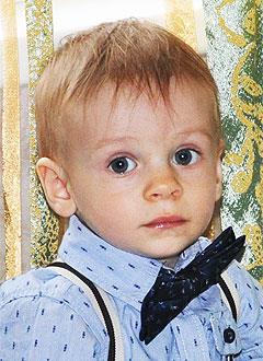 Платон Савин, полтора года, врожденный порок сердца, спасет операция. 379750 руб.