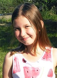 Аня Тарчинская, 10 лет, сахарный диабет 1-го типа, требуются расходные материалы к инсулиновой помпе. 133675 руб.