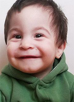 Ибрагим Гаджиев, 11 месяцев, деформация черепа, требуются расходные материалы для операции. 690000 руб.