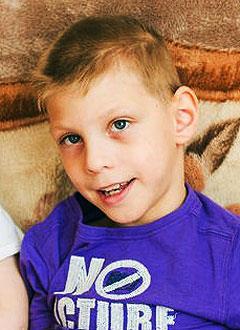 Кирилл Мерзликин, 13 лет, детский церебральный паралич, спастический тетрапарез (нарушение двигательных функций), требуется инвалидная коляска. 319967 руб.