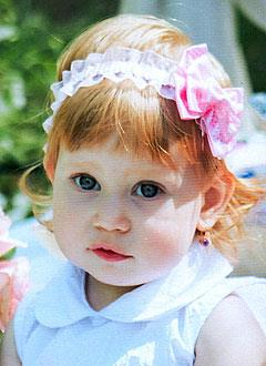 Ксюша Кононова, полтора года, врожденный порок сердца, спасет эндоваскулярная операция. 339063 руб.