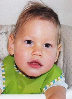 Лева Бельский, 4 года, детский церебральный паралич, требуется лечение. 199430 руб.