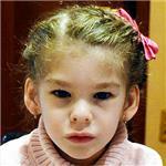 Аня Петрова, задержка психоречевого развития, требуется курсовое лечение, 199200 руб.