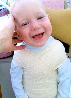 Ваня Орлов, 5 лет, детский церебральный паралич, требуется лечение. 199430 руб.