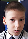 Данияр Мирзахалов, детский церебральный паралич, спастический тетрапарез, требуется инвалидная коляска, 35750 руб.
