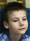Арсений Баненков, детский церебральный паралич, спастический тетрапарез, требуется инвалидная коляска, 93500 руб.