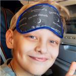 Никита Шляхтич, рубцовая деформация верхней губы и носа, расщелина альвеолярного отростка, дефект твердого нёба, ринолалия (гнусавость), требуется ортодонтическое и логопедическое лечение, 301000 руб.