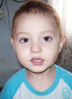 Сережа Кудашов, 2 года, эпилепсия неясного происхождения, требуется обследование. 104160 руб.